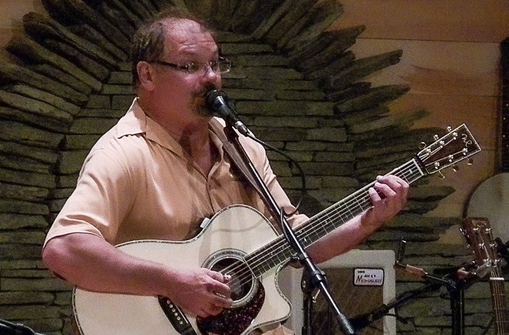 Denny Breau at Skye Theatre
