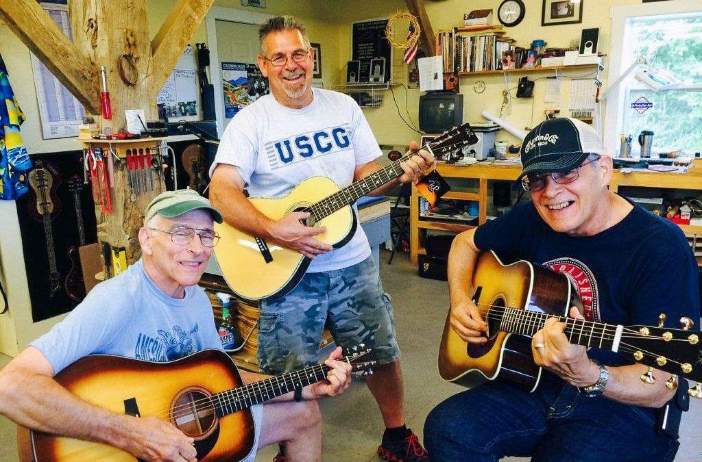 Bluegrass Musician Gene